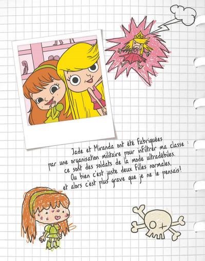 Page 5 Mortelle Adèle tome 1 - tout ça finira mal !