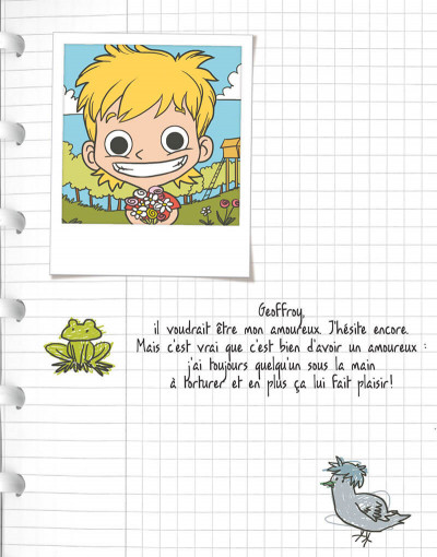 Page 6 Mortelle Adèle tome 1 - tout ça finira mal !