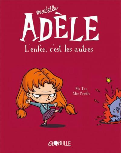 Couverture Mortelle Adèle tome 2