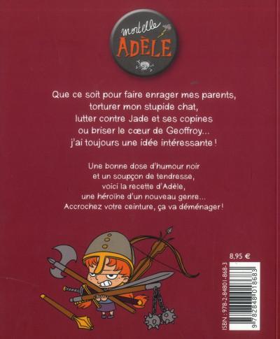 Dos Mortelle Adèle tome 2
