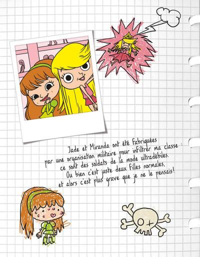 Page 5 Mortelle Adèle tome 2