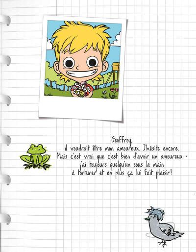 Page 6 Mortelle Adèle tome 2