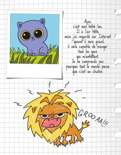Page 9 Mortelle Adèle tome 2