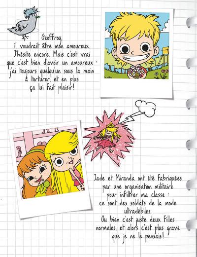 Page 5 mortelle Adèle T.3 - c'est pas ma faute !