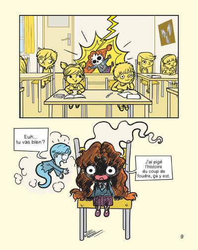 Page 8 mortelle Adèle T.4 - j'aime pas l'amour !