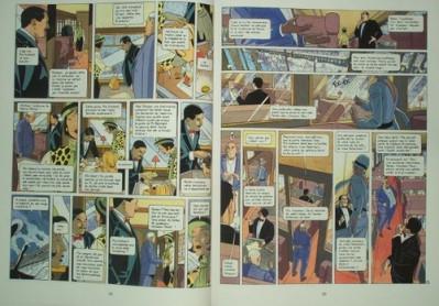 Page 2 agatha christie tome 4 - le crime de l'orient express