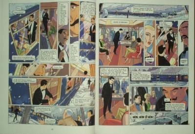 Page 3 agatha christie tome 4 - le crime de l'orient express