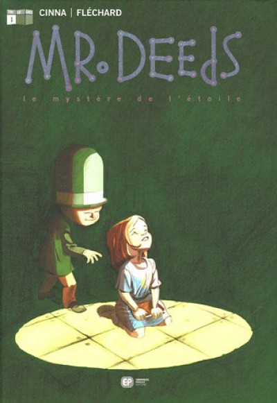 Couverture Mr Deeds tome 1