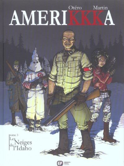 image de amerikkka tome 3 - les neiges de l'idaho