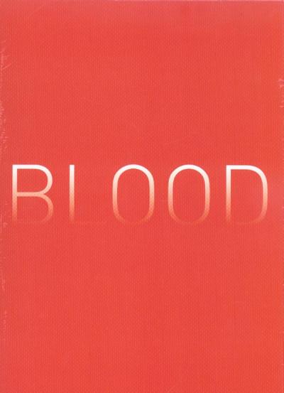 Couverture blood - coffret tome 1 + tome 2