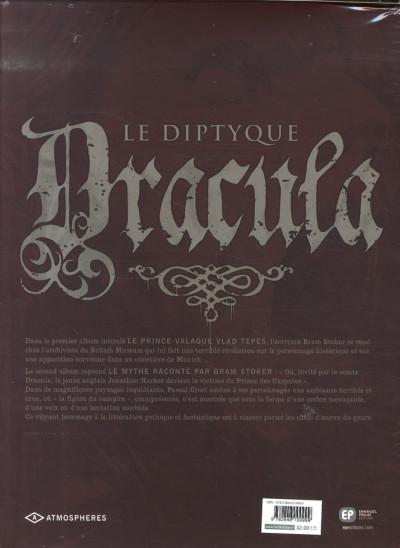 Dos dracula ; coffret 2 volumes