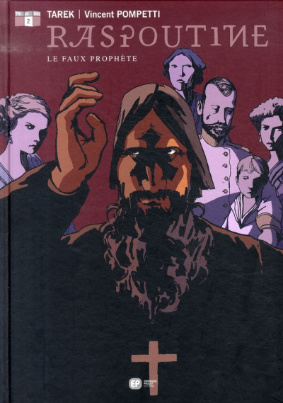 image de raspoutine tome 2 - le faux prophète