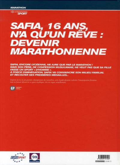 Dos Le marathon de safia