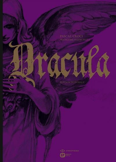 Couverture Dracula - intégrale