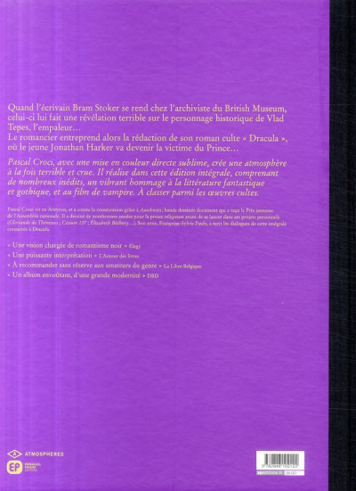 Dos Dracula - intégrale