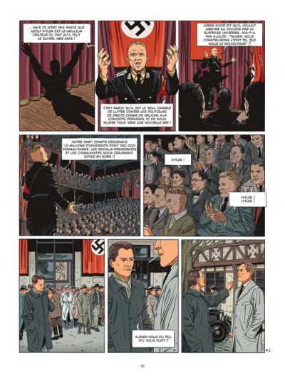 Page 3 julia von kleist tome 1 - allemagne 1932