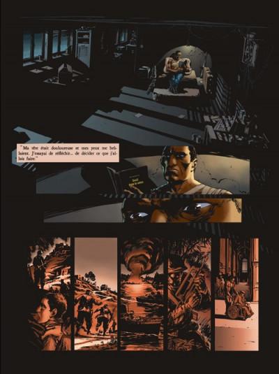 Page 1 sans pitié ; intégrale