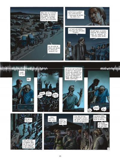 Page 2 sans pitié ; intégrale