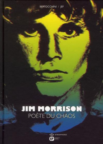 image de Jim Morrison, poète du chaos