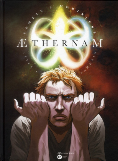 Couverture Aethernam tome 1 - Samhain