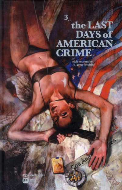 Couverture the last days of american crime tome 3