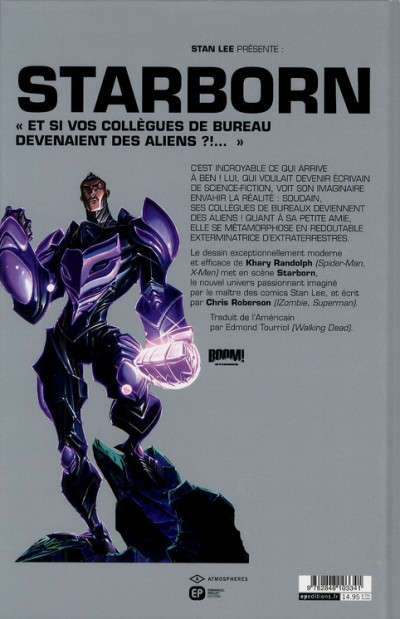 Dos starborn tome 1