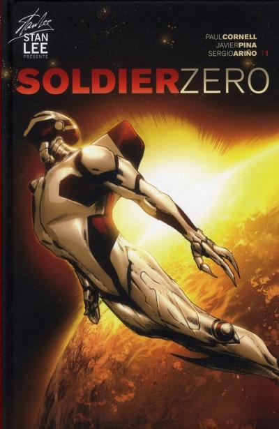 Couverture soldier zero tome 1