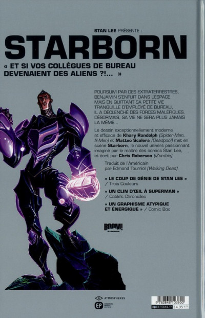 Dos starborn tome 2