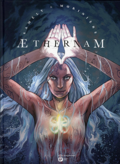 Couverture Aethernam tome 2 - Beltane