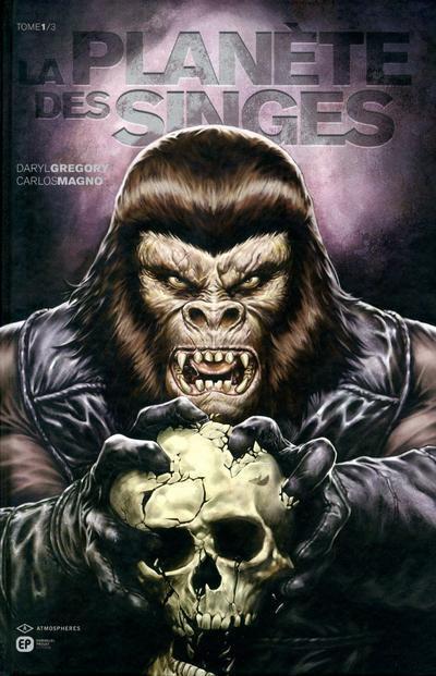 Couverture la planète des singes tome 1