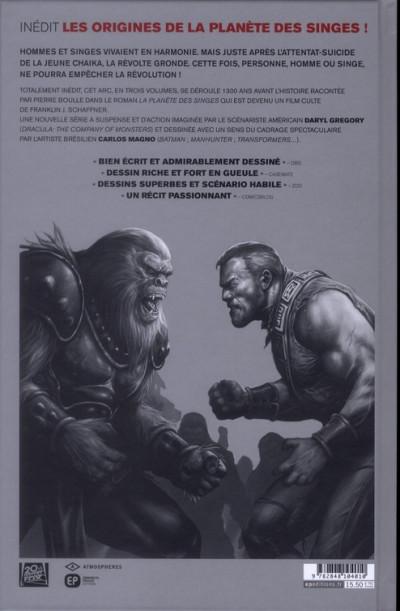 Dos la planète des singes tome 2