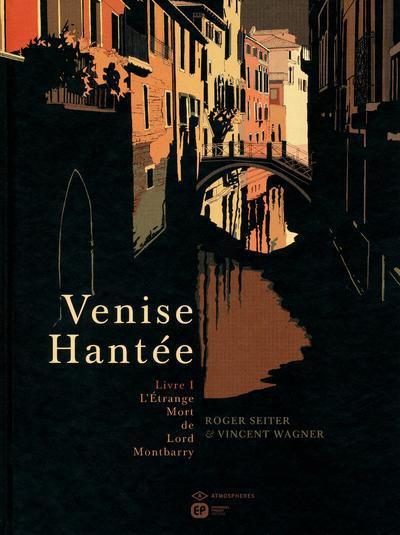 image de Venise hantée tome 1