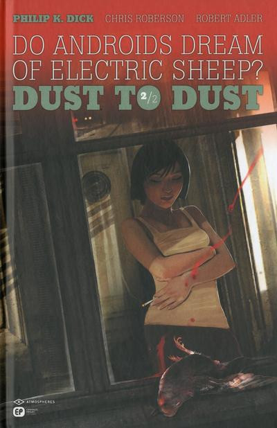 image de do androids dream of electric sheep ? dust to dust tome 2