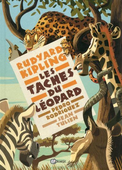 image de Les taches du léopard tome 1