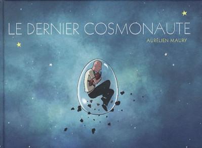 Couverture le dernier cosmonaute