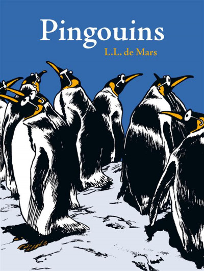 Couverture Pingouins