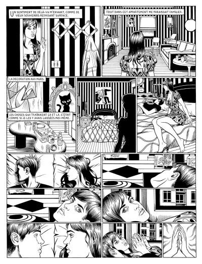 Page 4 Cité irréelle