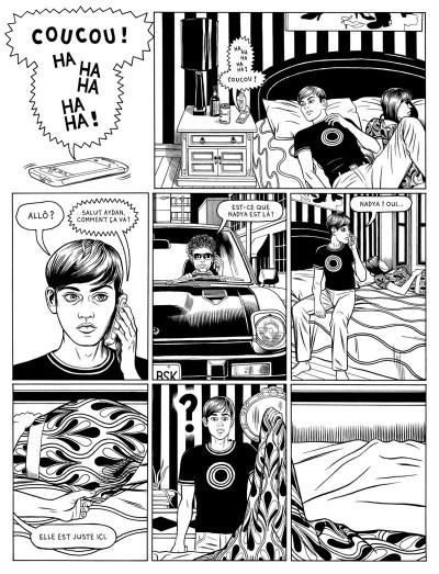 Page 5 Cité irréelle