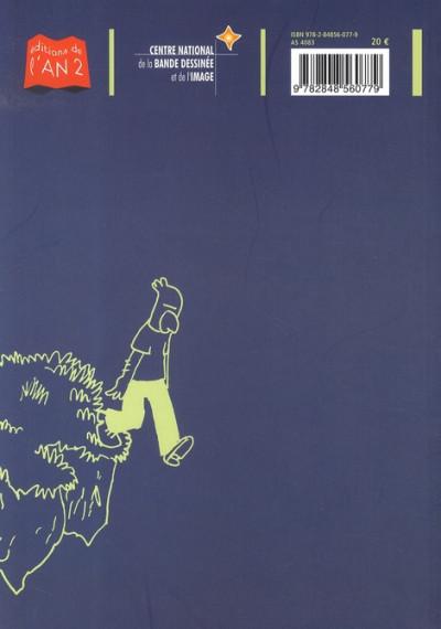 Dos revue 9e art tome 13 - janvier 2007