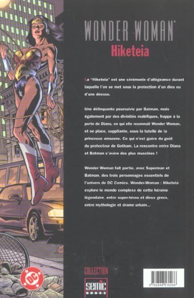 Dos Wonder woman - hiketeia