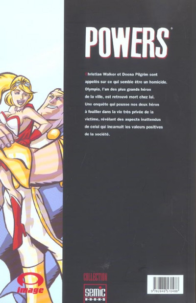 Dos Powers tome 3