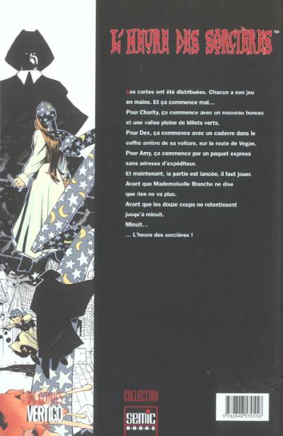 Dos L'heure des sorcières