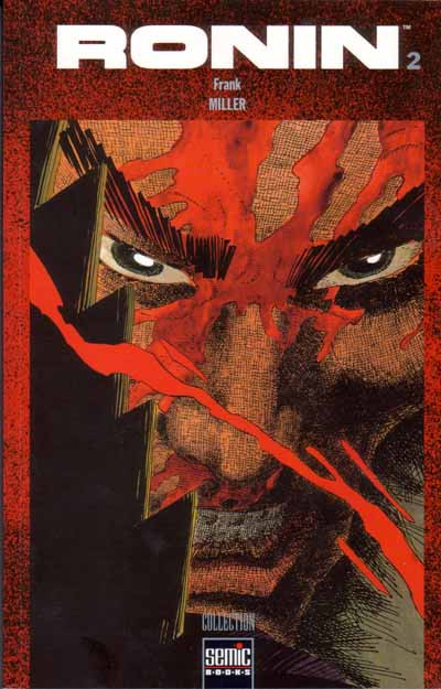 Couverture Ronin tome 2