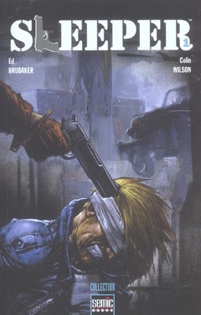 image de Sleeper tome 1 - A bout portant
