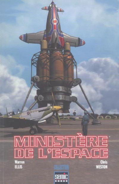 Couverture Ministère de l'espace