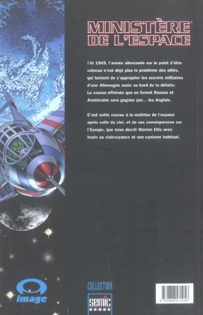 Dos Ministère de l'espace