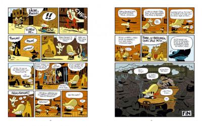 Page 2 poncho et semelle tome 2 - la colère de l'ouest