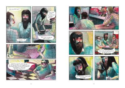 Page 1 la femme à barbe