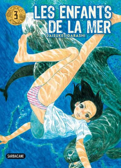 Couverture Les enfants de la mer tome 3