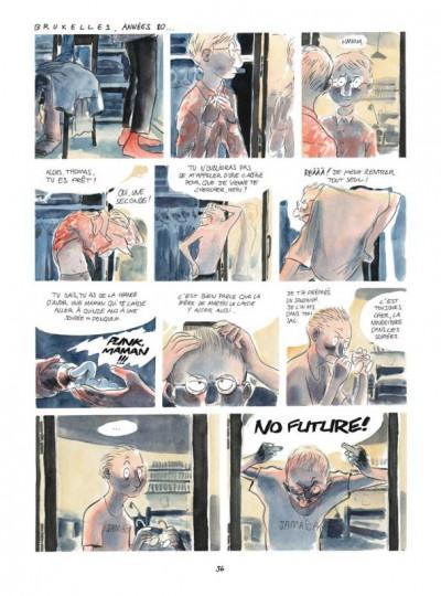 Page 1 les pieds dans le béton